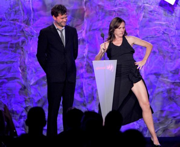 Joshua Jackson en la 23 edición de los premios GLAAD Media Awards in Los Angeles Joshua17