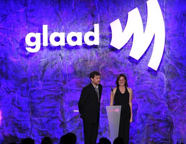 Joshua Jackson en la 23 edición de los premios GLAAD Media Awards in Los Angeles Joshua18