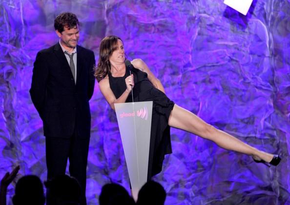 Joshua Jackson en la 23 edición de los premios GLAAD Media Awards in Los Angeles Joshua19