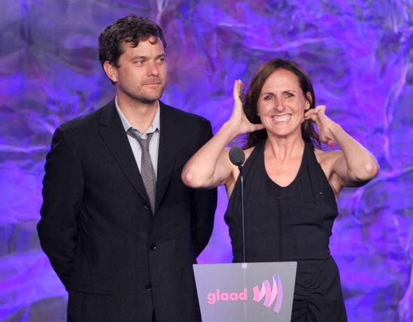 Joshua Jackson en la 23 edición de los premios GLAAD Media Awards in Los Angeles Joshua23