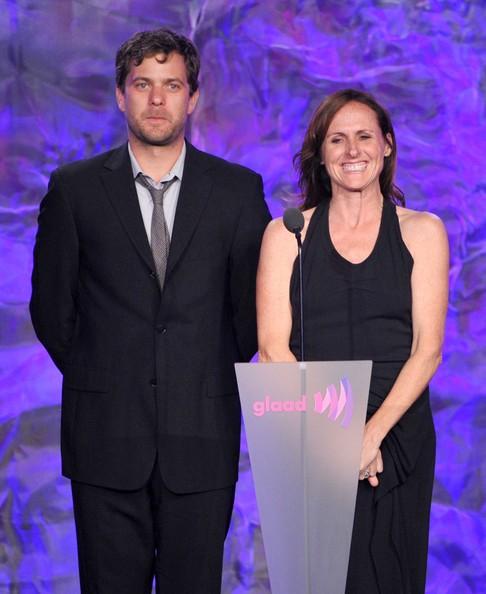 Joshua Jackson en la 23 edición de los premios GLAAD Media Awards in Los Angeles Joshua24