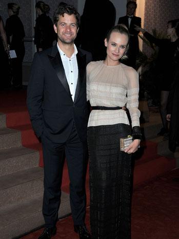 Joshua Jackson y Diane Kruger en Cannes 2012 Joshua34