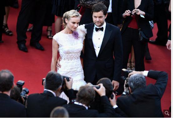 Joshua Jackson y Diane Kruger en Cannes 2012 Llllll10