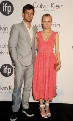 Joshua Jackson y Diane Kruger en Cannes 2012 Normal52