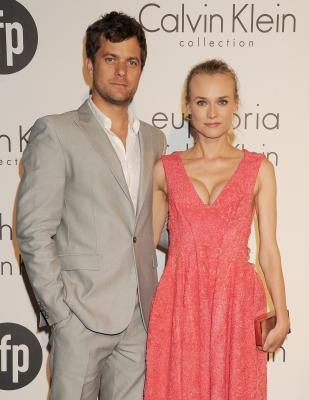 Joshua Jackson y Diane Kruger en Cannes 2012 Normal55