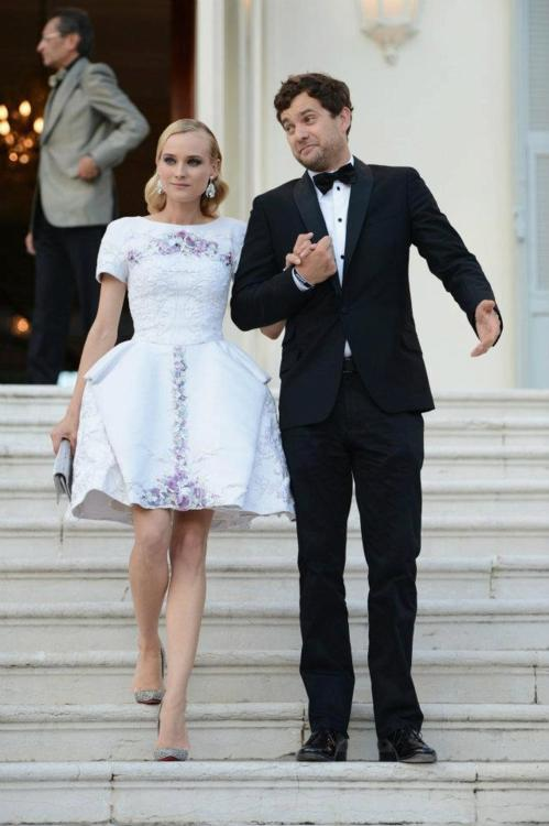 Joshua Jackson y Diane Kruger en Cannes 2012 Tumblr35