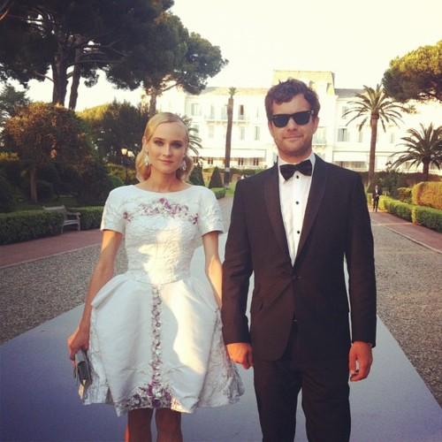 Joshua Jackson y Diane Kruger en Cannes 2012 Tumblr36