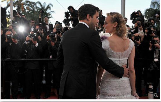 Joshua Jackson y Diane Kruger en Cannes 2012 Yyyyyy10
