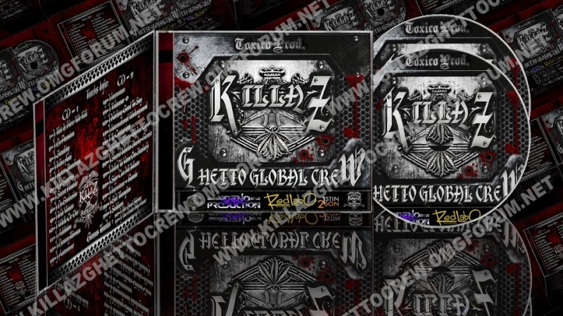 S.H.I.Z.O Toxico Prod. Killaz Ghetto Global Crew CD 1 And CD 2 S_h_i_12