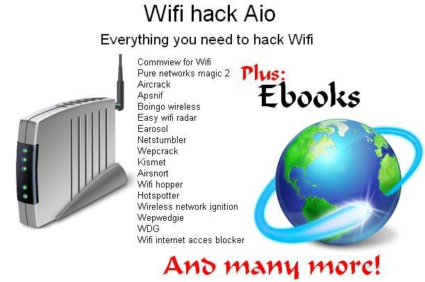 *Download of the Month* --> Wireless Hack tools  Wifiha10