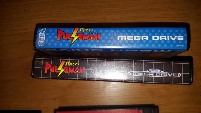 Septembre c'est le mois de la repro MD --- Pulseman PAL 20200914