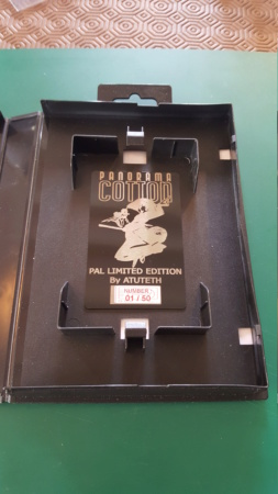 [COMMANDE] REPRO PANORAMA COTTON on MEGADRIVE 20210233