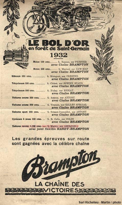 Dans la famille Antony...Je voudrais Bergamotte ! 1932-b10