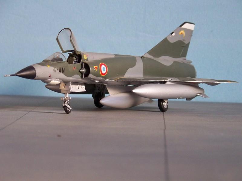 Mirage IIIE Italeri 1/32 Amd_mi12