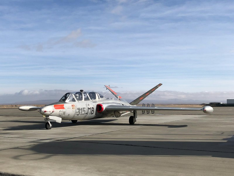 FOUGA A CALIFORNIA CITY Fouga_22