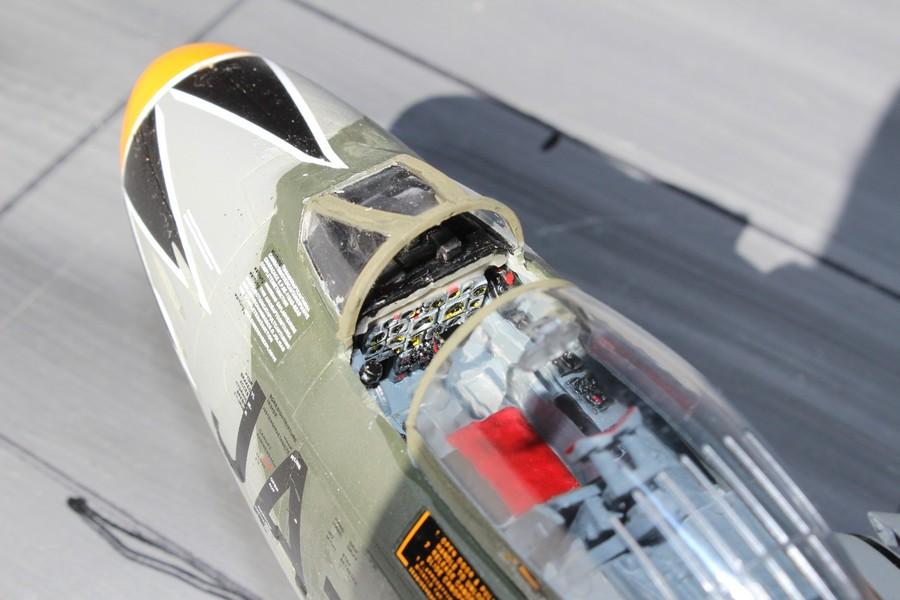 NORTH AMERICAN F-86F-40 ou CANADAIR MK VI North_40
