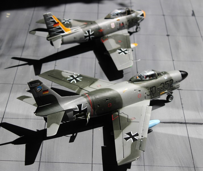 NORTH AMERICAN F-*86K Luftwaffe North_50