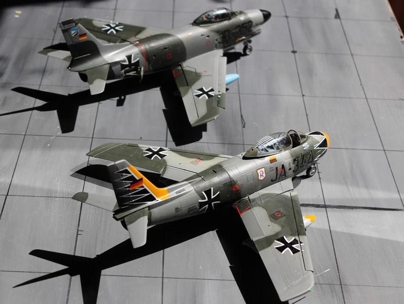 NORTH AMERICAN F-*86K Luftwaffe North_51