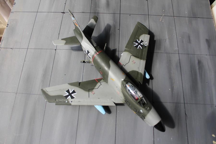 NORTH AMERICAN F-*86K Luftwaffe North_53