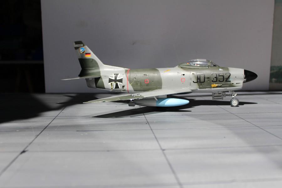 NORTH AMERICAN F-*86K Luftwaffe North_54