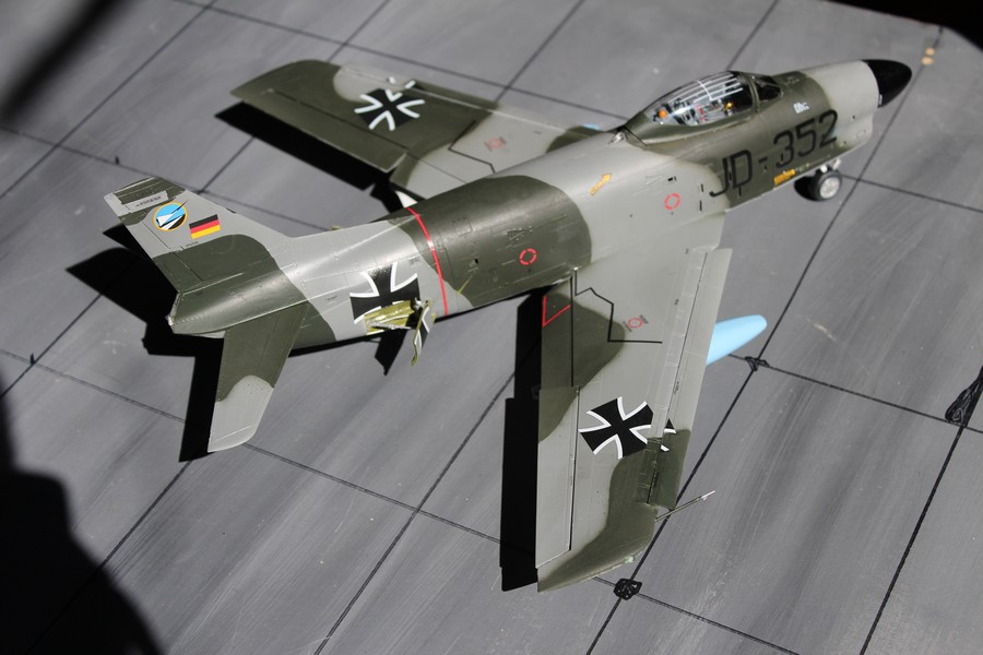 NORTH AMERICAN F-*86K Luftwaffe North_56