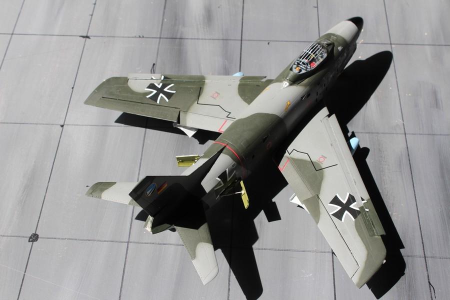 NORTH AMERICAN F-*86K Luftwaffe North_59