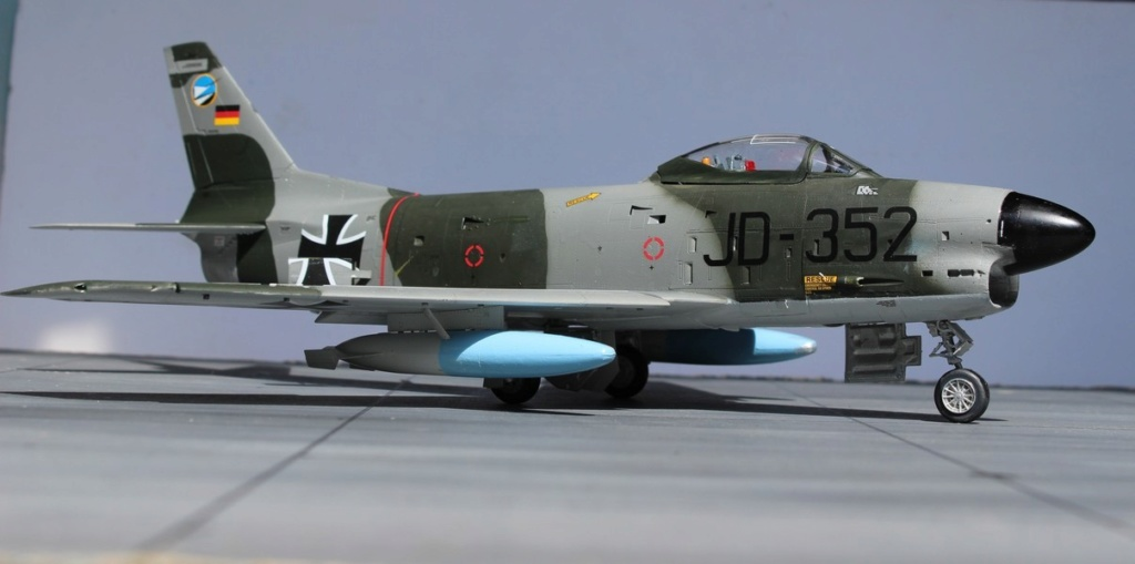NORTH AMERICAN F-*86K Luftwaffe North_60