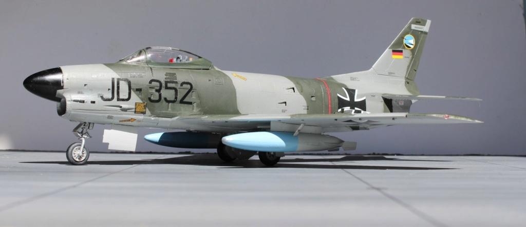 NORTH AMERICAN F-*86K Luftwaffe North_63