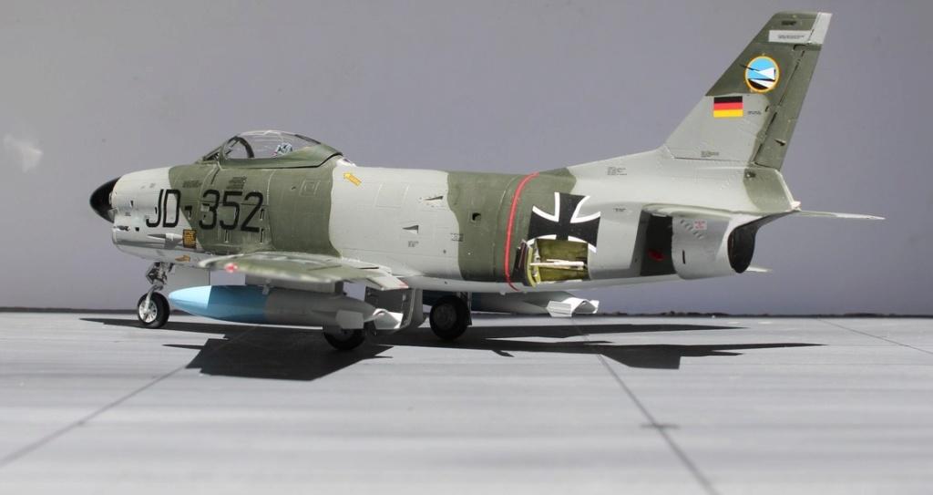 NORTH AMERICAN F-*86K Luftwaffe North_64