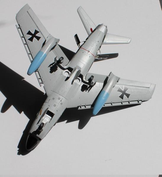 NORTH AMERICAN F-*86K Luftwaffe North_67