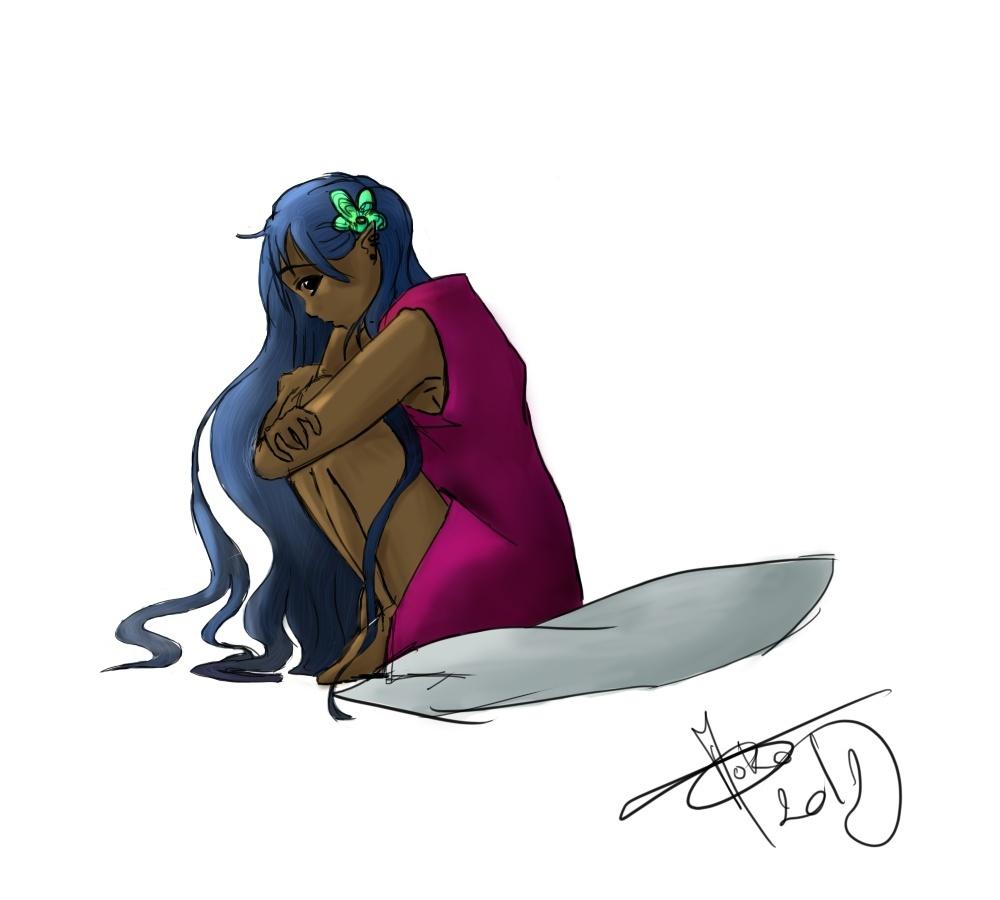Une inconnue seule... [moko0] Just_a10