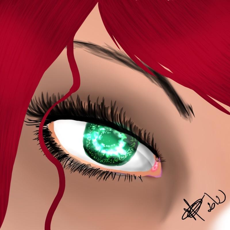 Tutoriel yeux - Digital  Oeil10
