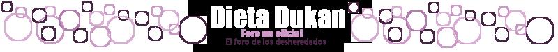 Dieta Dukan - no oficial