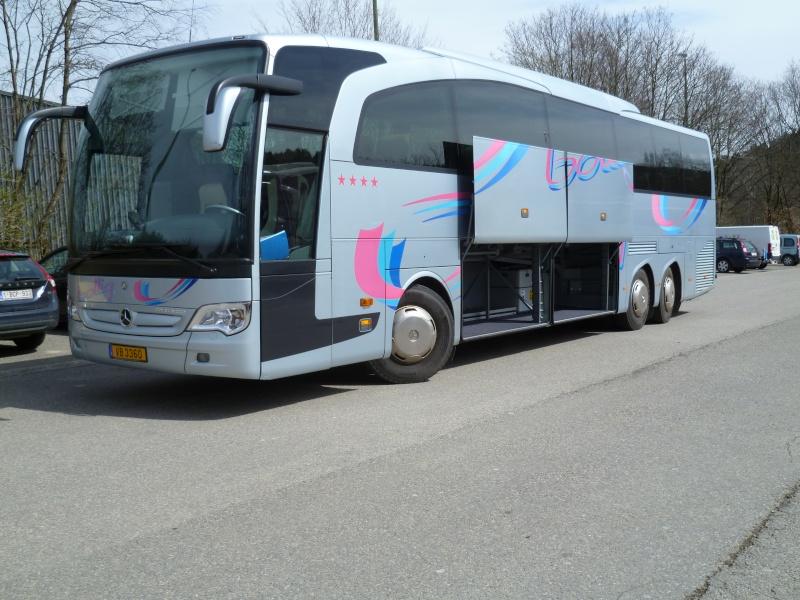 Cars et Bus du Luxembourg Papy13