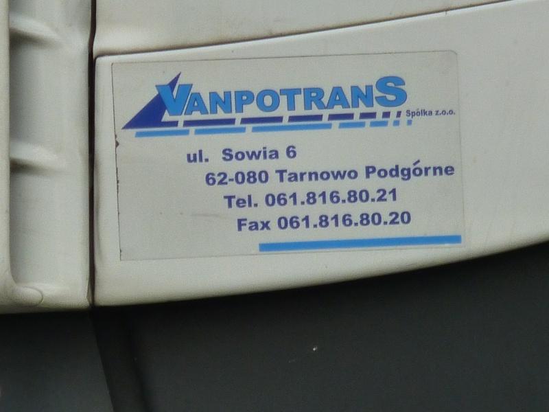 Vanpotrans - Tarnowo Podgorne Papy_503