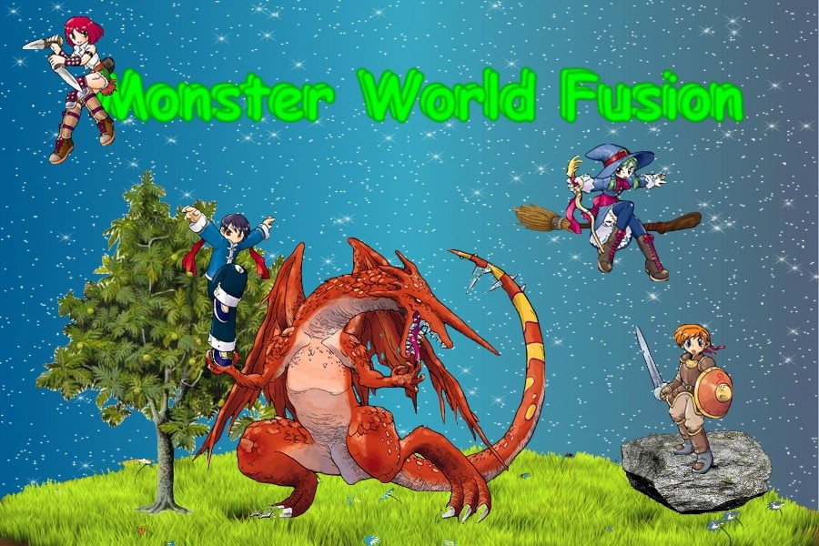 Monster World Fusion