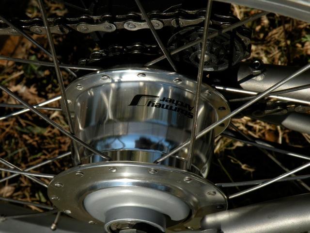 VENDU: BROMPTON S8E-X Titane 8 vitesses Dscn5411