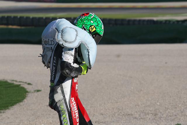 Porter le casque sans casque [airbag] Giorgi10