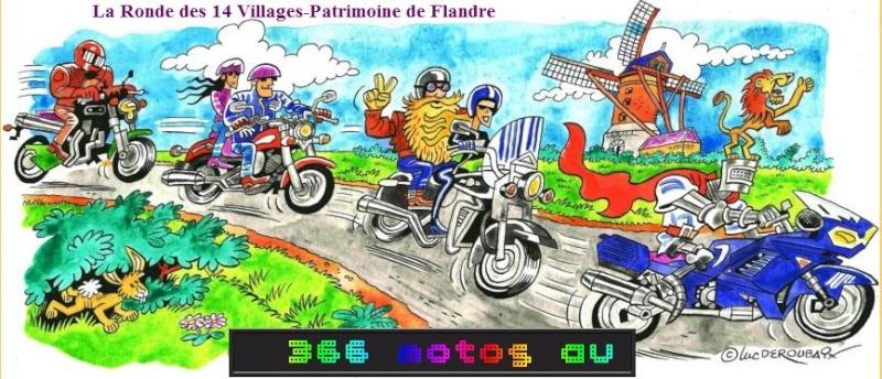 Compte-rendu de la ronde des 14 villages-patrimoine de flandre La_ron10