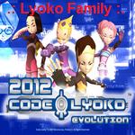 Lyoko Family