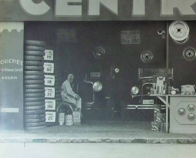 garages citro n avant guerre page 2. Black Bedroom Furniture Sets. Home Design Ideas