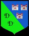 Dangerous Dubliners: le Chapiteau ! Blason14