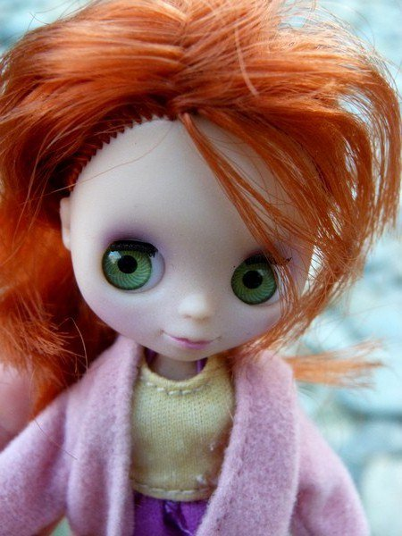 Welcome in the world of greedy - Kago [Little Blythe] 30622213