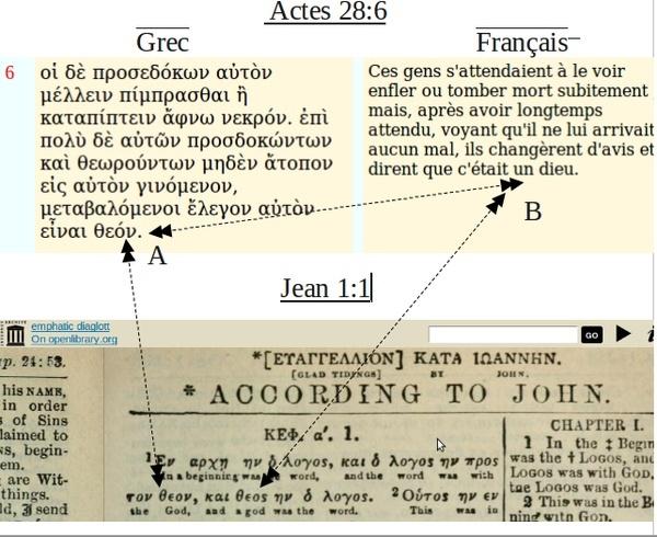 Jésus est-il Dieu ? - Page 2 Bible11
