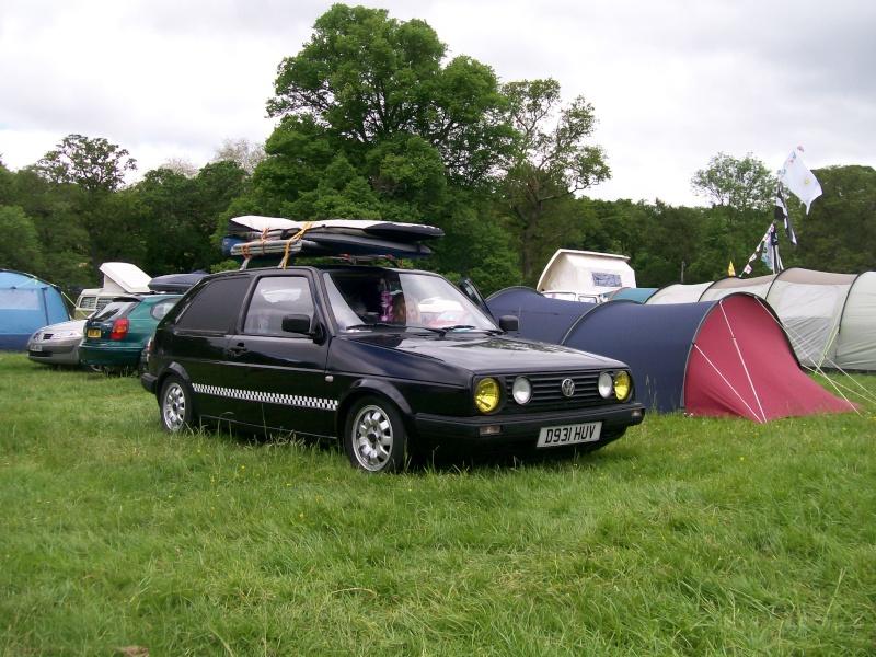 Golf Mk2 Van 'Krusty'  04510