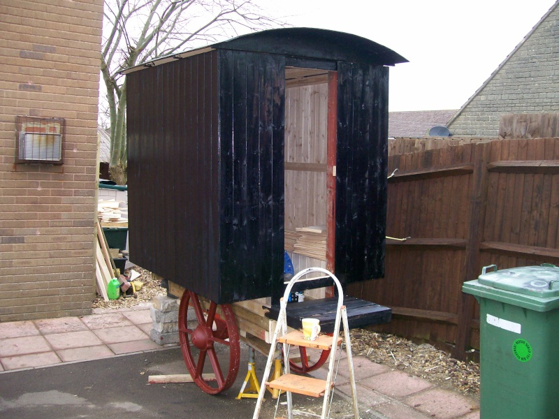 shepherds hut pics  2810