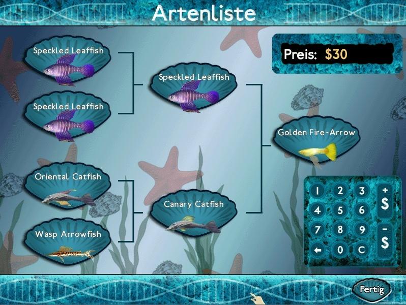 Catfish + Leaffish Golden22