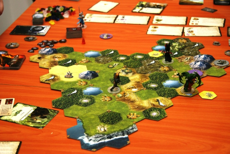 Mage Knight - le jeu de plateau Pic11310