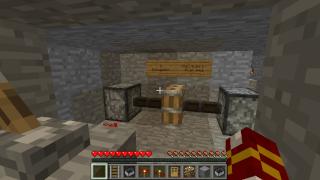 Finalmente meu Save Game de Minecraft!!! 2-sala11