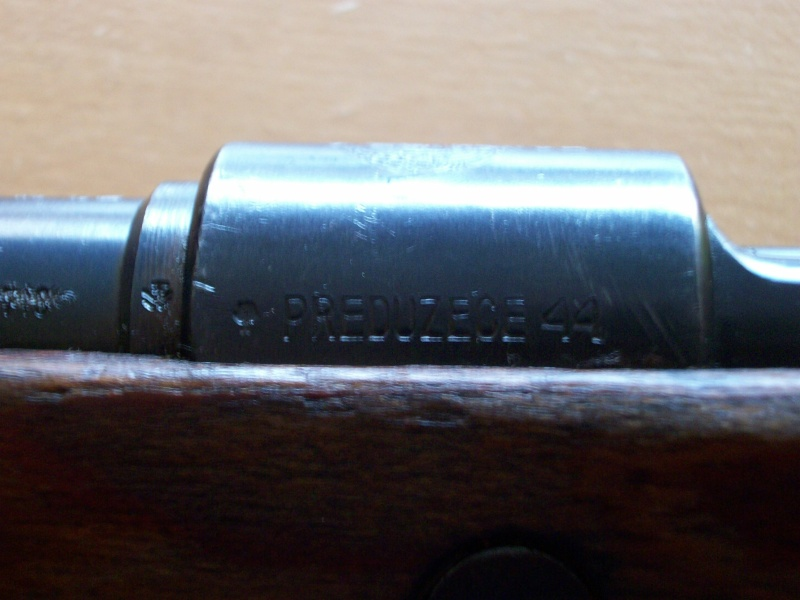 Mauser 98 k yougo 100_2818